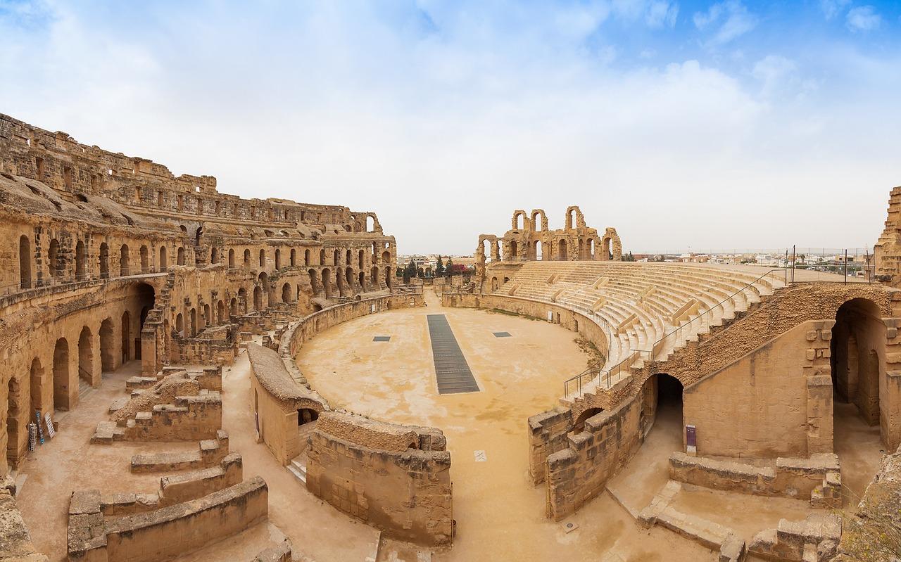 Tunisie, destination touristique.